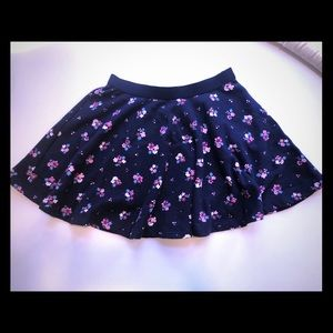 Girls Gymboree skater-style circle skirt, NWT